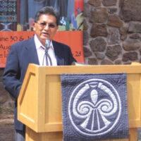 Executive Director, Black Mesa Trust and former Hopi Tribal Chairman