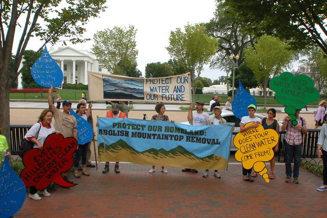 8th Annual Week in Washington & Appalachia Rising Day