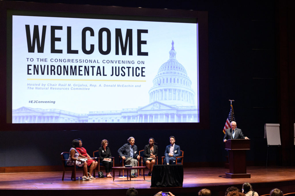 Environmental Justice Convening in DC